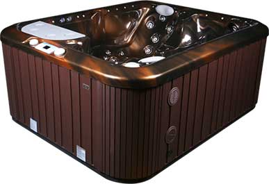 la z boy spa rejoice 2 person spa deep relax small hot tub longview home show